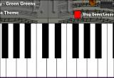 لعبة البيانو 2016