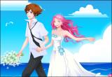 لعبة البوم صور زفاف