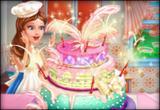العاب ايلا تحضير الكيكة