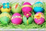لعبة تلوين ورسم البيضة الجديدة