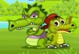لعبة التمساح اكل البط بدون تحميل