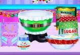 لعبة كتاب طبخ شوربة العدس في رمضان