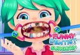 لعبة طبيب الاسنان للاطفال