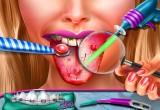 لعبة علاج اسنان