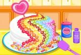 لعبة طبخ السا كعكة الزفاف ELSAS