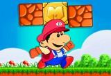 لعبة ماريو الاصلية الجديدة جداً