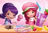 لعبة مغامرات فتاة الفراولة