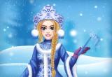 لعبة ملكة الجليد السا