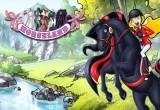 لعبة ارض الخيول