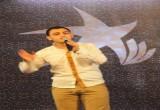 لعبة احمد العقاد الفائز في برنامج النجم