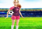 لعبة سوبر باربي المشجعين 2017