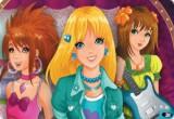 لعبة تلبيس و مكياج و قص شعر ثلاثية الابعاد My Doll 3D