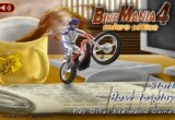 لعبة الدراجات الخطيرة Bike Mania 4