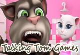 لعبة توم وانجيلا في شهر العسل