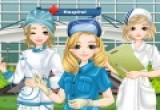لعبة تلبيس الممرضات 2014