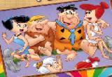 لعبة تلوين فلينستون وعائلته