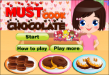 لعبة طبخ حلويات العيد 2015