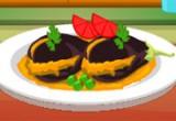 العاب طبخ محشي الباذنجان