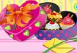 لعبة تلوين قالب الحلوى اللذيذ حصرية