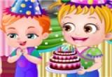 لعبة عيد ميلاد البيبي هازل الاصلية