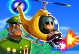 لعبة المروحية المقاتلة العجلات الساخنة