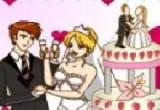 لعبة تلوين عرائس حفلة الزفاف2014