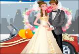 العاب تلوين يوم الزفاف