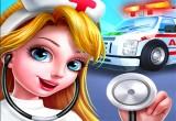 العاب فرايف friv لعبة الممرضة الجميلة 073