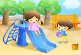 لعبة احمد حلمي مع الاطفال
