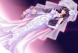 لعبة تلوين وتلبيس العروسة الجميلة