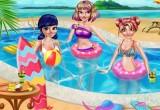لعبة  عطلة الصيف الممتعة