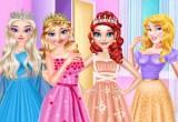 لعبة البنات زينة البيت الجزء 2