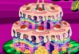 لعبة تزيين اطباق الكيك
