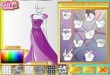 لعبة تصميم الفساتين للمناسبات