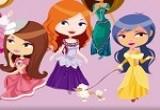 لعبة تلوين فتيات الأزياء 2014