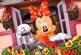 لعبة ميني ماوس تسقي الازهار والورود