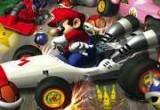 لعبة سباق ماريو الحديثة