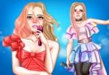 لعبة ازياء البنات الجميلات