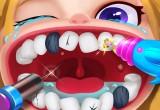 العاب دكتور تنظيف الاسنان