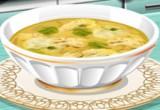 العاب طبخ شوربة لسان عصفور في رمضان