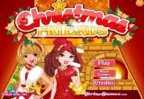 لعبة تصميم ازياء عيد الميلاد
