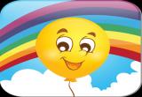 العاب بالونات ملونة للاطفال