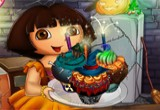 لعبة دورا البنت الطباخة