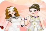 العاب تلوين ومكياج وتلبيس العروسة