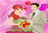 لعبة تلبيس العروسين الأصلية