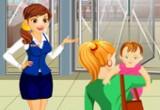 لعبة تسوق الطفل الرضيع2014