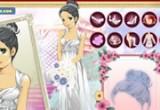لعبة تلوين العروسة الملكية