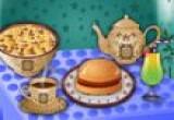 لعبة طبخ فطور الشتاء الساخن