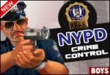 لعبة شرطة مكافحة الجريمة