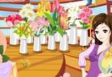 العاب تصميم وتزيين باقة الورود